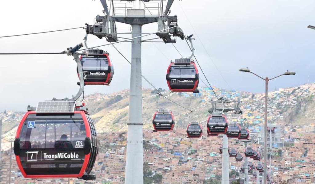 El empleo que llegó con el TransmiCable a Ciudad Bolívar