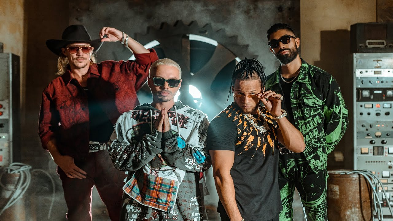 J Balvin y el costoso video filmado junto a Major Lazer