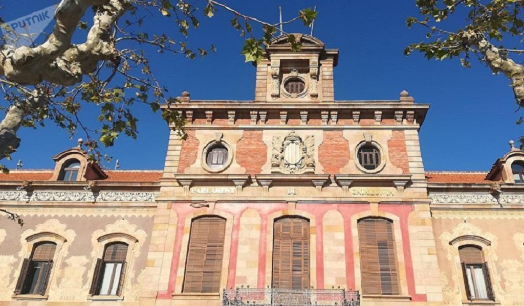 España, carta, presidente del parlamento, Roger Torrent, líderes, mundo