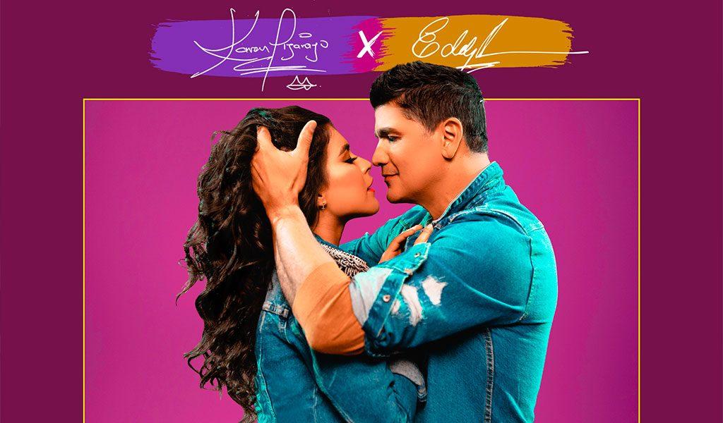 Las 'Ganas locas' de Karen Lizarazo y Eddy Herrera