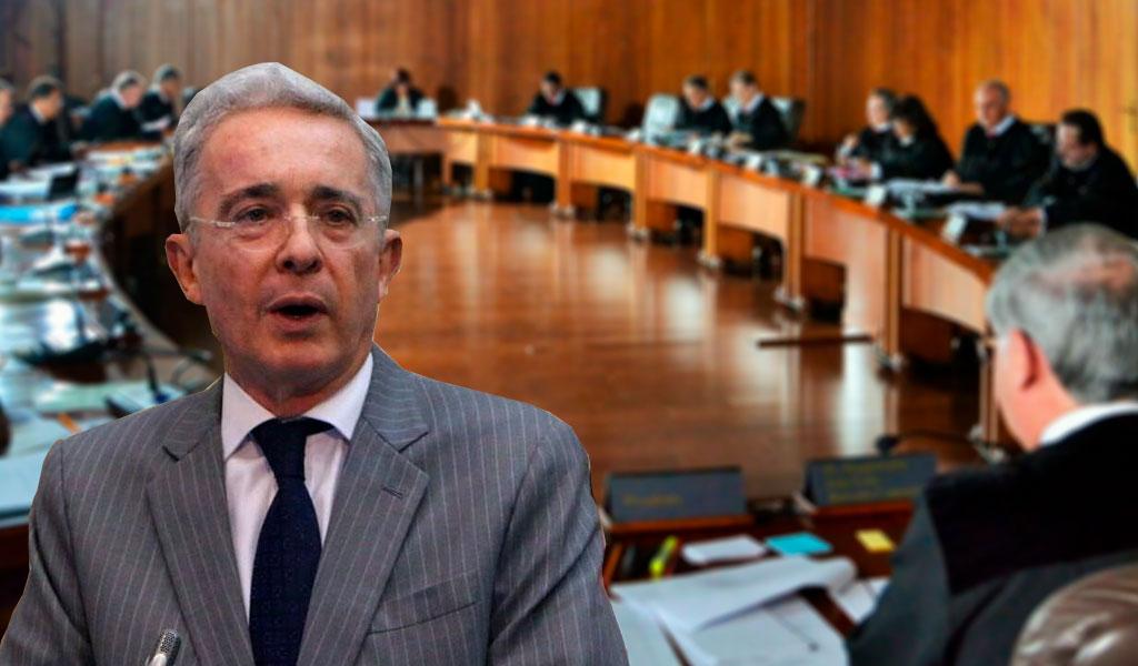 El proceso contra Uribe apenas arranca en la Corte Suprema