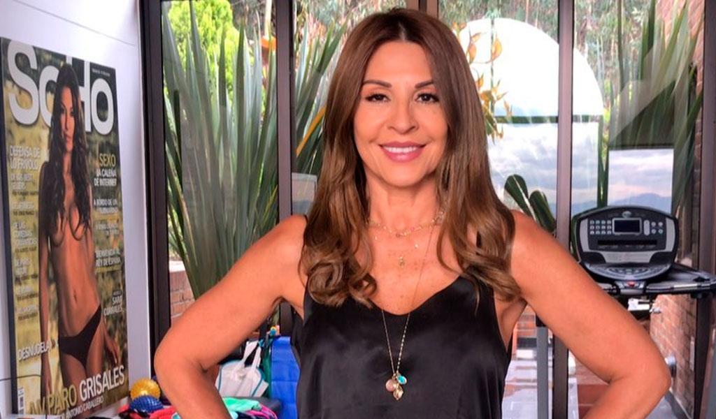 Presentador de RCN se despacha contra Amparo Grisales