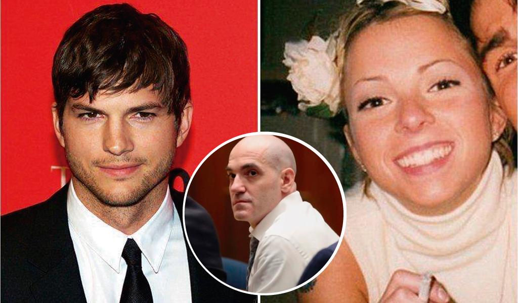 Piden pena de muerte para asesino de la ex de Ashton Kutcher