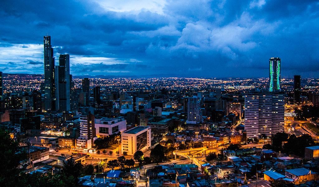 Bogotá, energía
