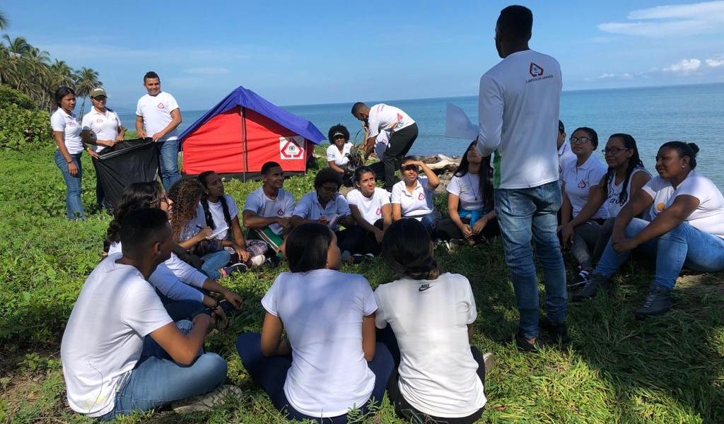 Campamentos juveniles, ambiente y recreación