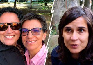 Carolina Sanín criticó a Claudia López y Angélica Lozano