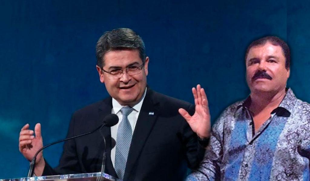 Honduras: Presidente habría recibido dinero del 'Chapo'