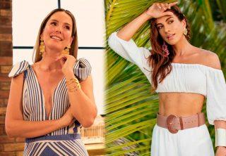 Claudia Bahamón arremete contra Andrea Serna