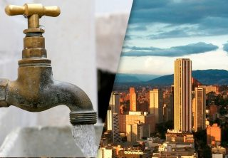 Cortes de agua en Bogotá durante la semana