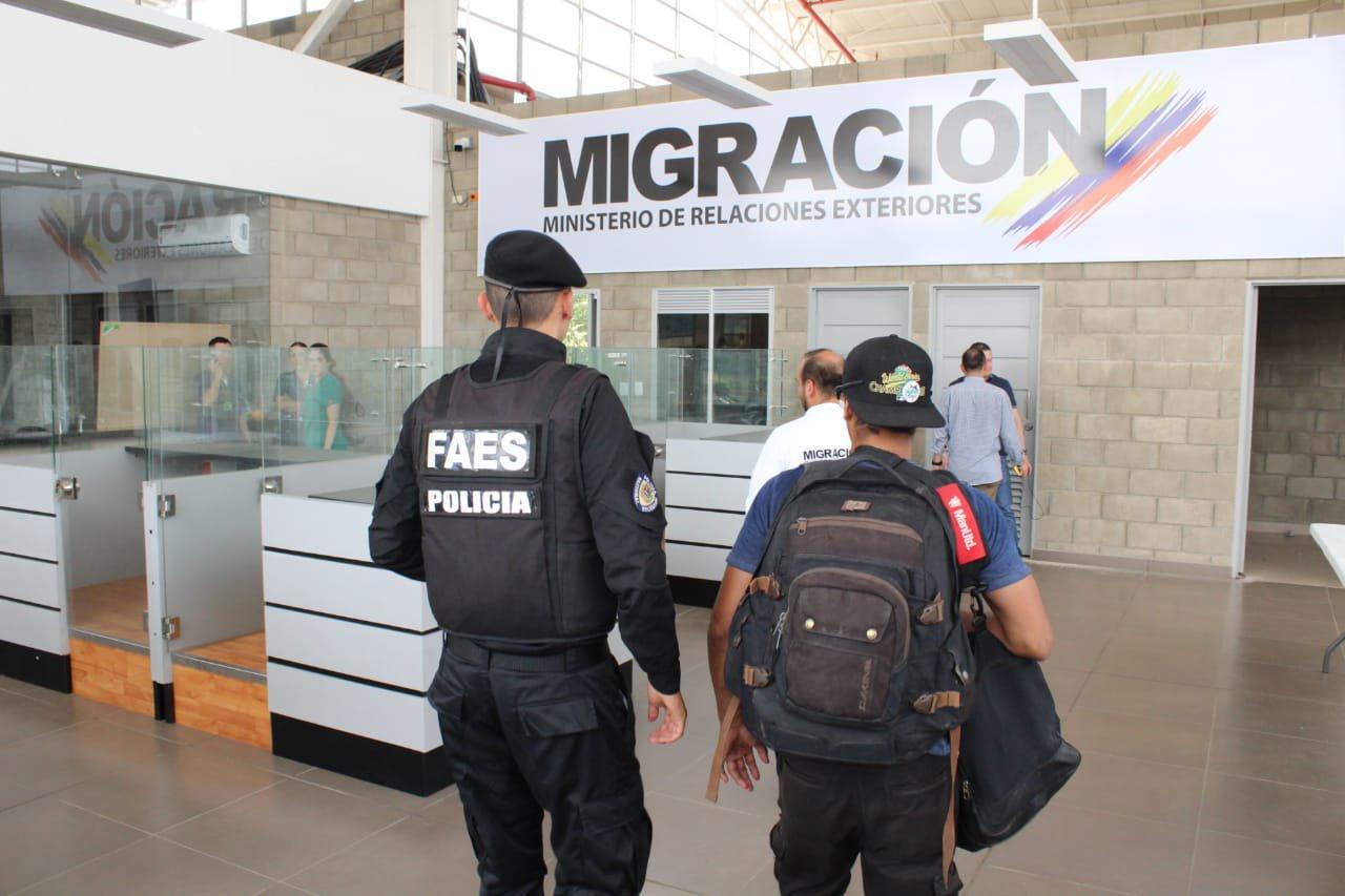 Migración Colombia en alerta por fuga de Aída Merlano