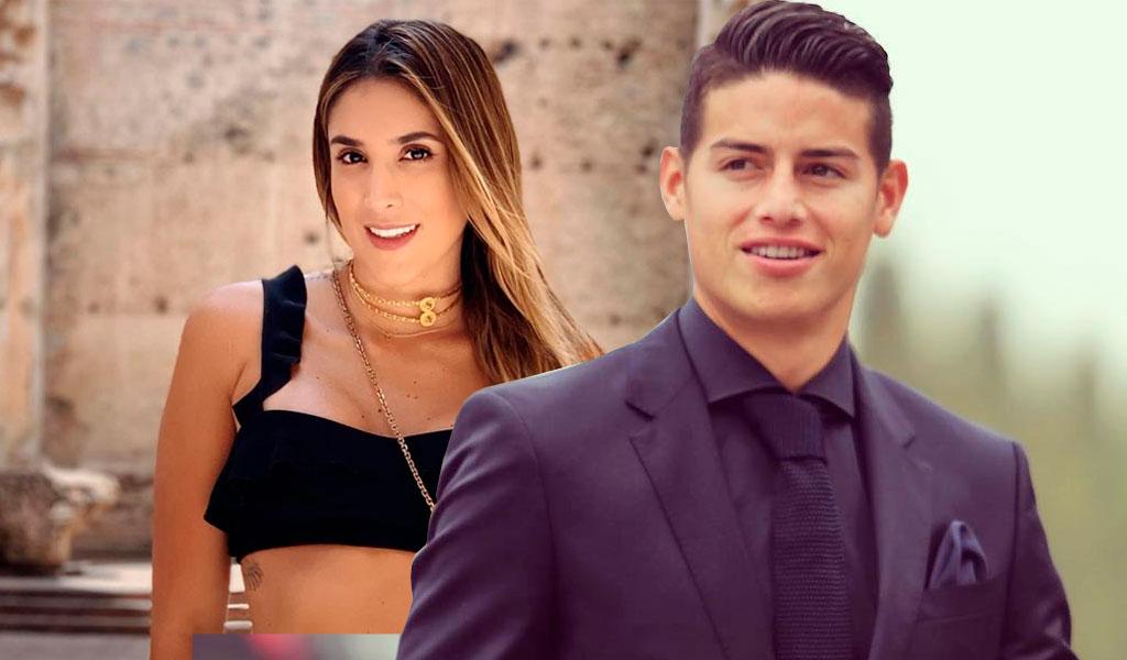 La respuesta de Daniela Ospina sobre su relación con James