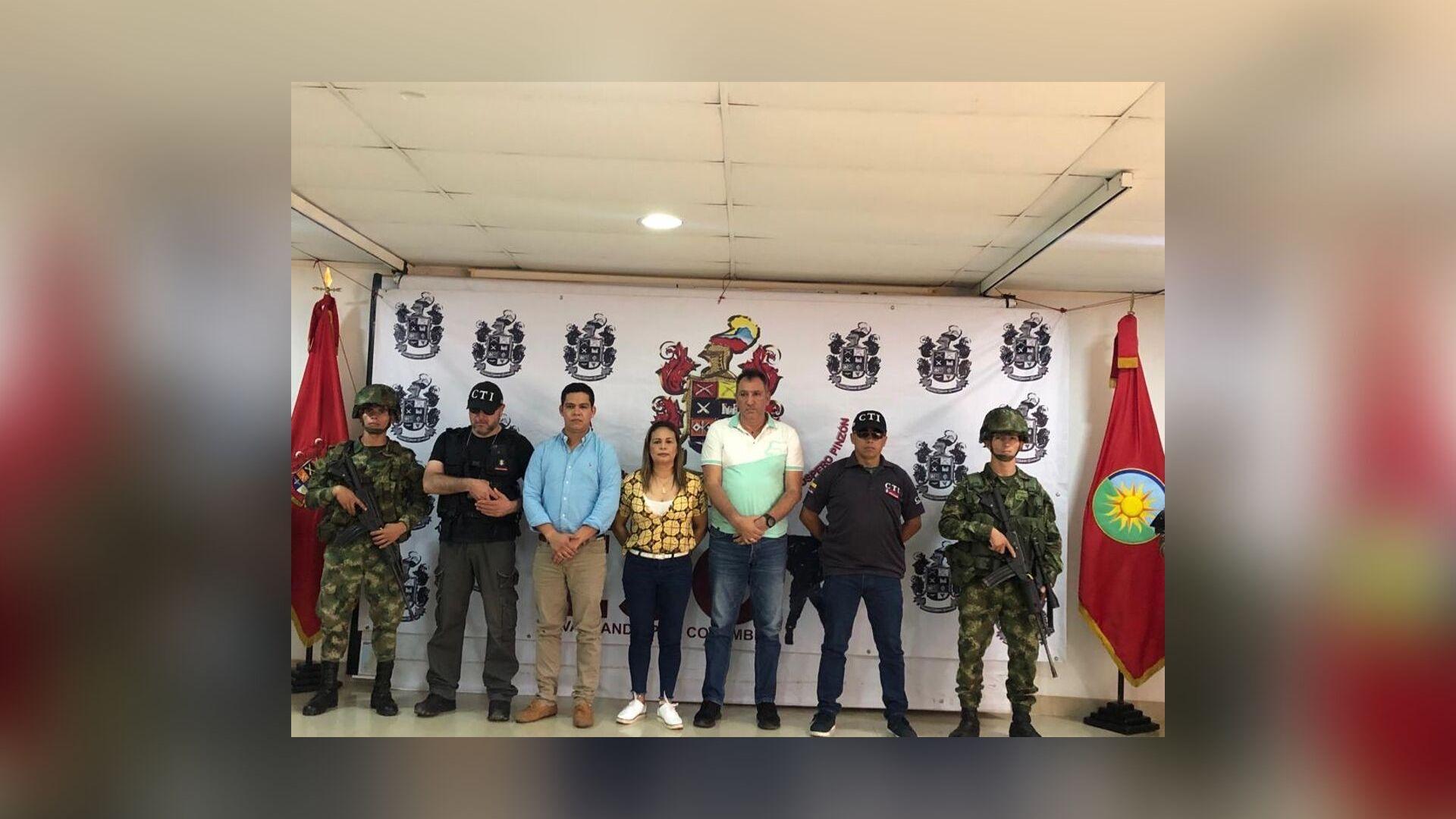 Capturado alcalde de Inírida por presuntos actos de corrupción