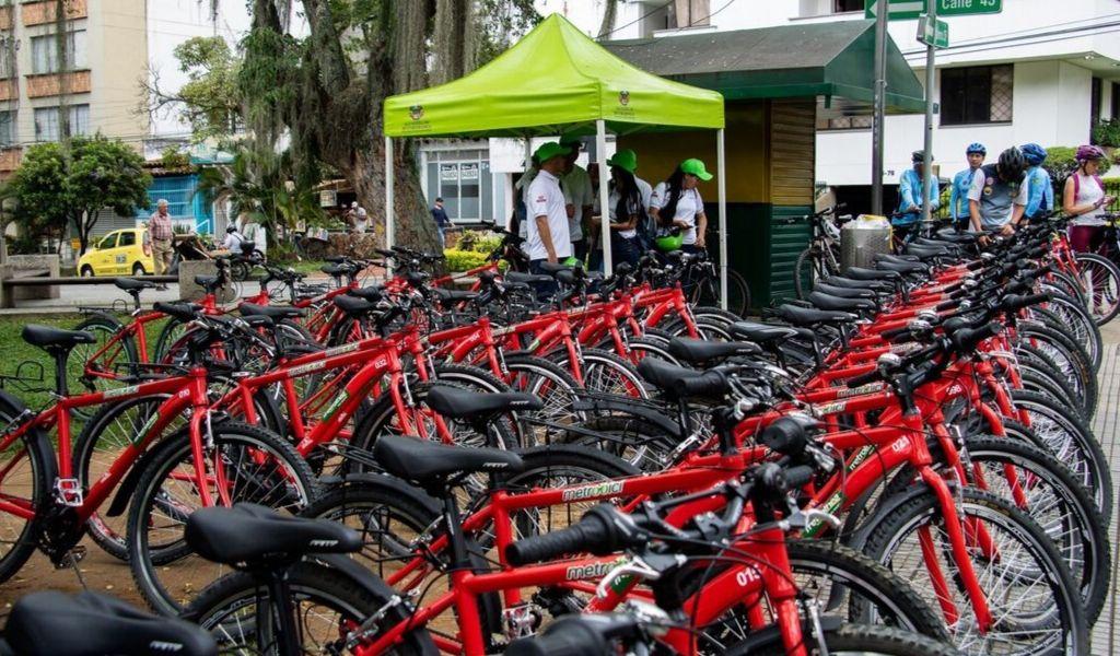 Hoy se estrenó el sistema Metrobici en Bucaramanga
