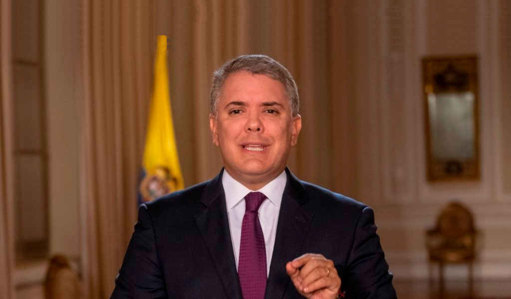 """Yo soy una persona provida"": Iván Duque"
