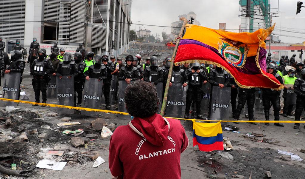 ONU investigará en Ecuador posibles abusos de autoridad