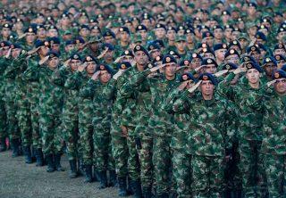Fuerzas Militares, en acuartelamiento por paro nacional
