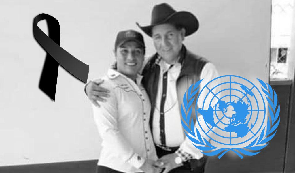 ONU condena asesinato de excombatiente Farc en ETCR