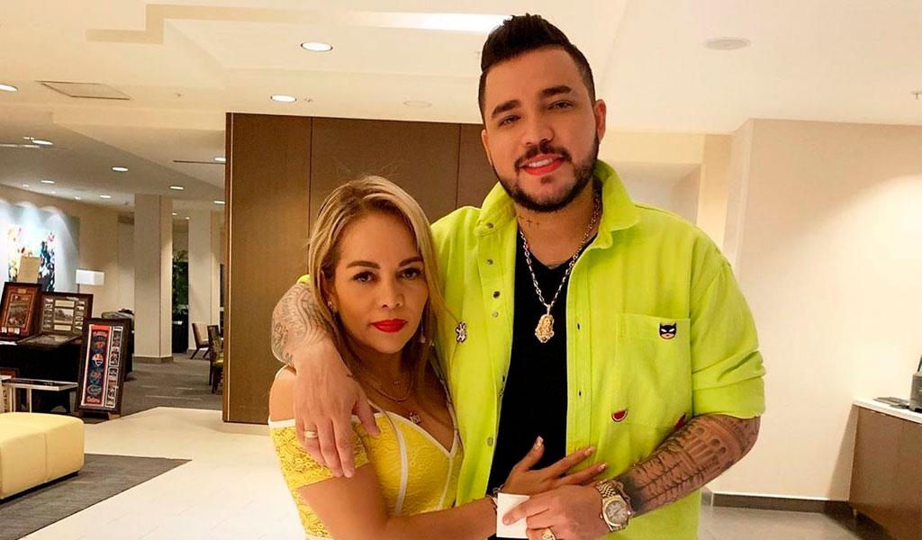 Exesposa de Jessi Uribe borró todas las fotos con él