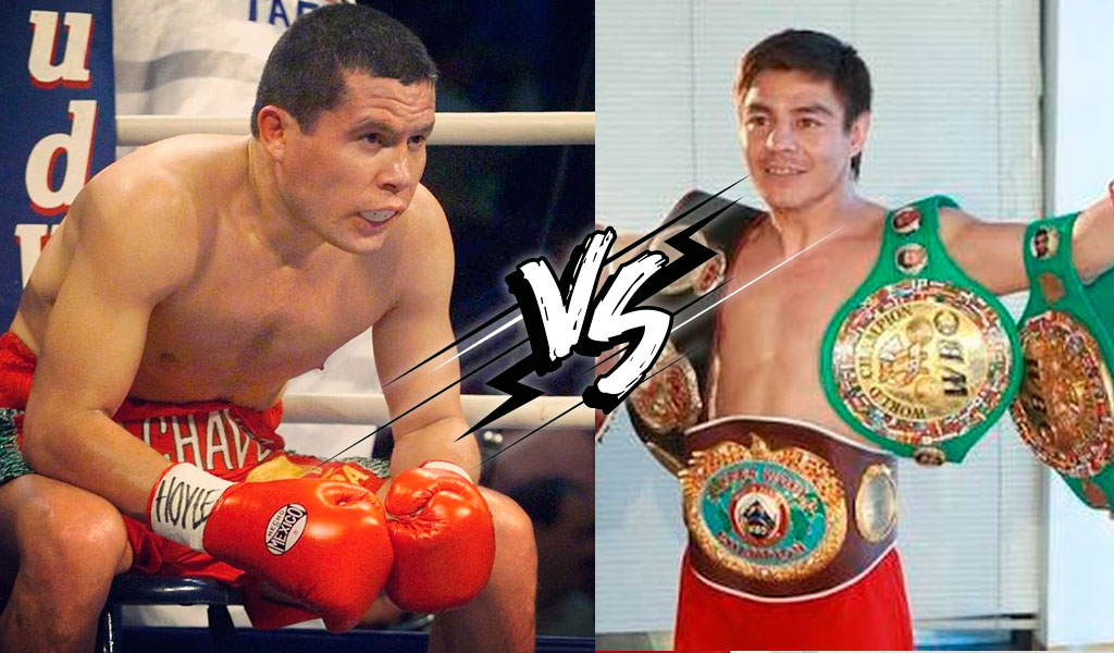 """Julio César Chávez y Jorge """"Travieso"""" Arce vuelven al ring"""