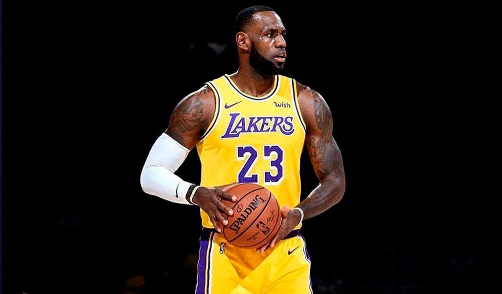 LeBron James y su confesión con los Lakers