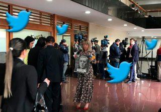 Uribe y la polémica con la periodista Luz Helena Fonseca