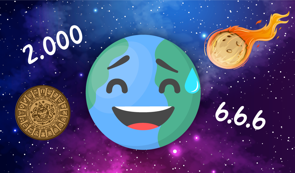 Meteorito 2019 y otras teorías sobre el fin del mundo
