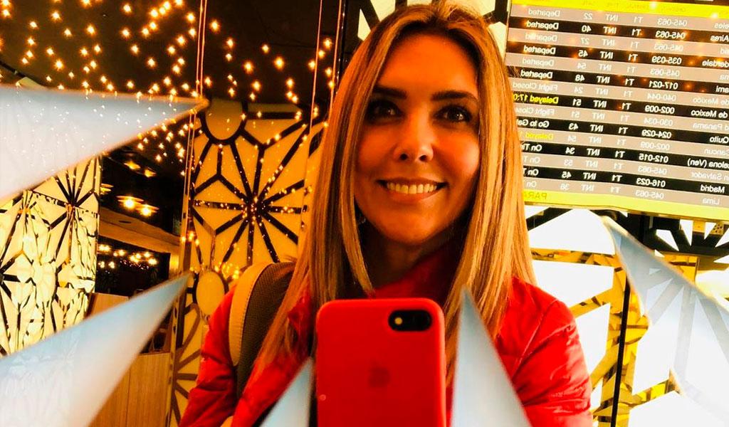 Mensaje de Mónica Rodríguez, preocupó a sus seguidores