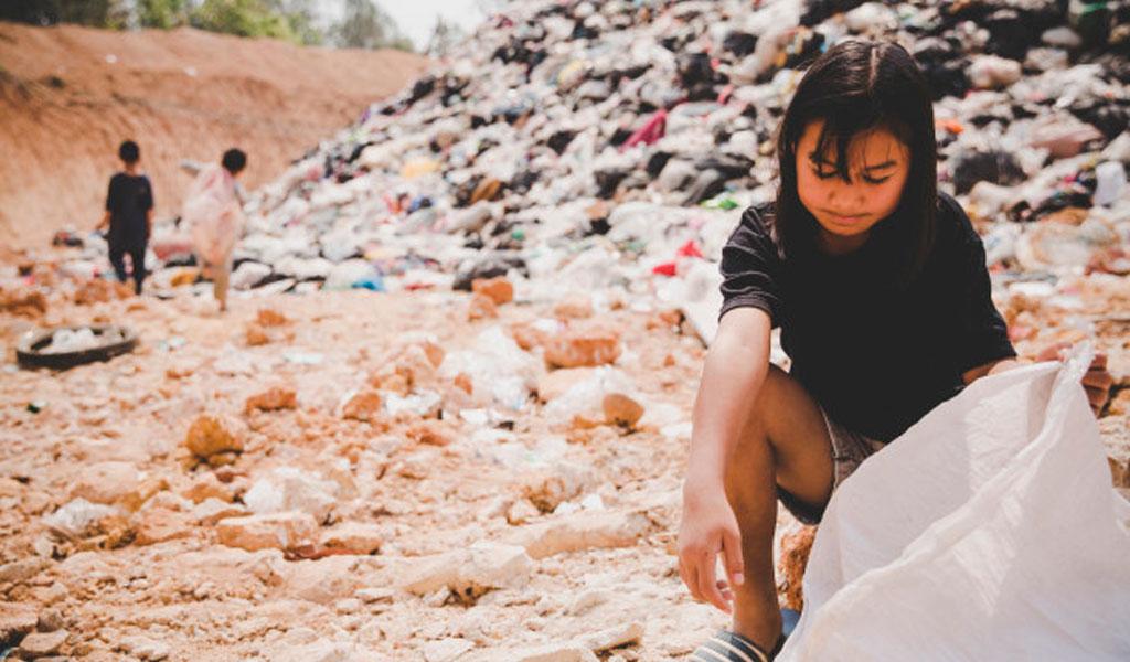 Niños de Puerto Carreño viven crisis humanitaria
