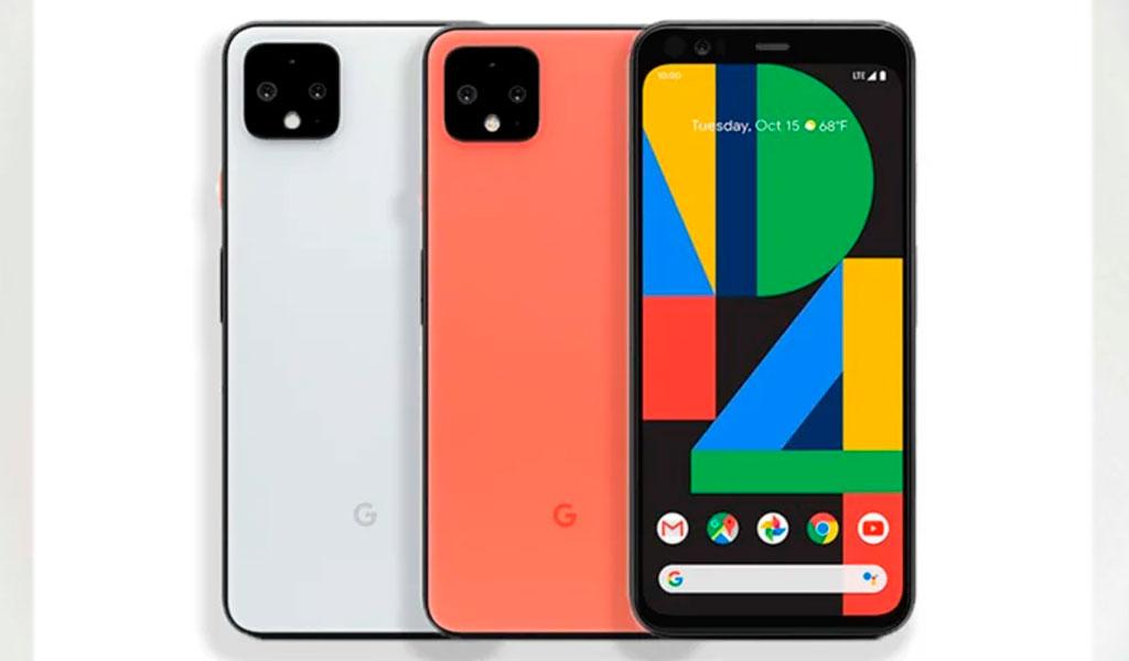 Google presentó Pixel 4, un teléfono con radar incluido