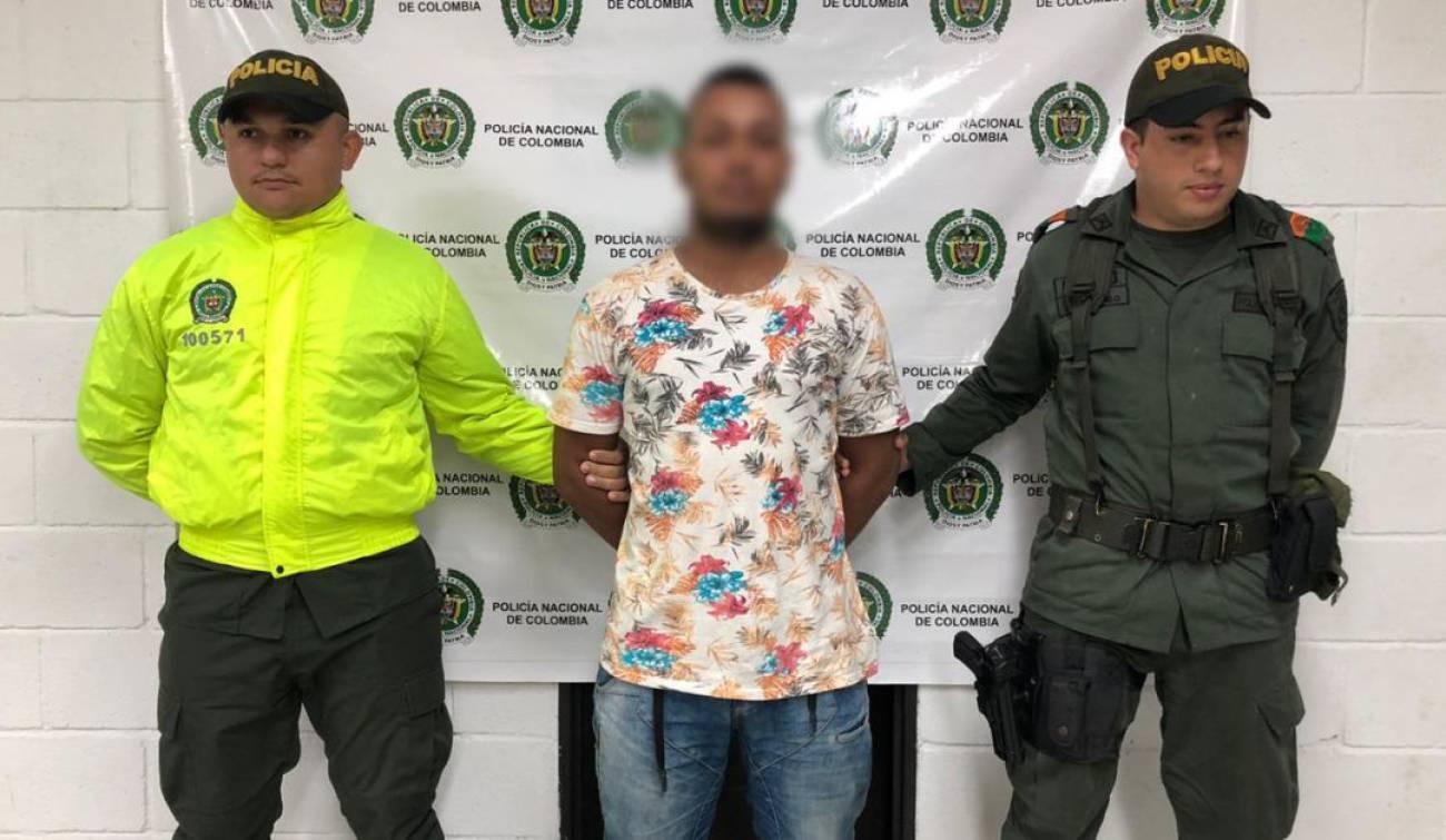 Capturan a candidato al Concejo de Tarazá por intento de homicidio