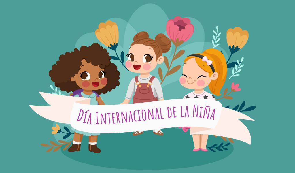 Un mensaje en el Día Internacional de la Niña