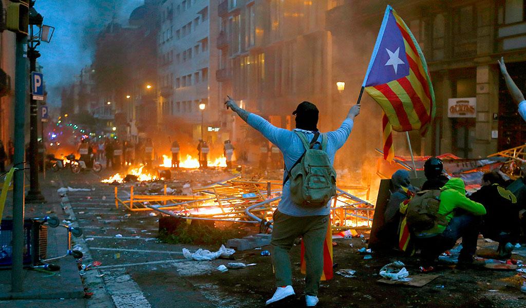 Por qué Cataluña
