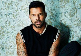 La tierna foto de Ricky Martin con su hija Lucía
