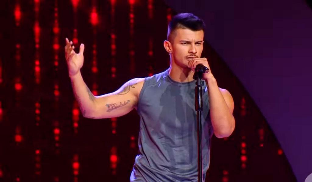 El desnudo de Ricky Martin de 'Yo me llamo'