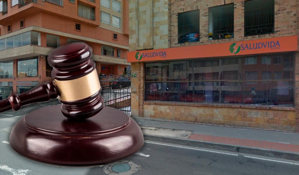 Por acción de tutela EPS Saludvida ya no se liquida
