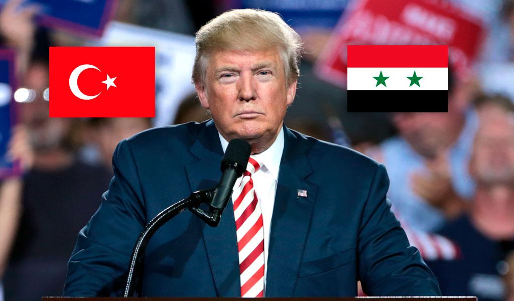 EE. UU. impone sanciones a Turquía por operación en Siria