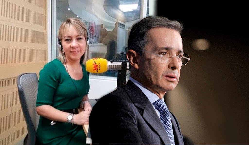 Debemos superar incidente con Luz Helena Fonseca: Uribe
