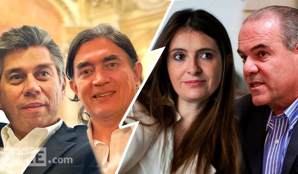 Así fueron las reacciones por la indagatoria de Uribe