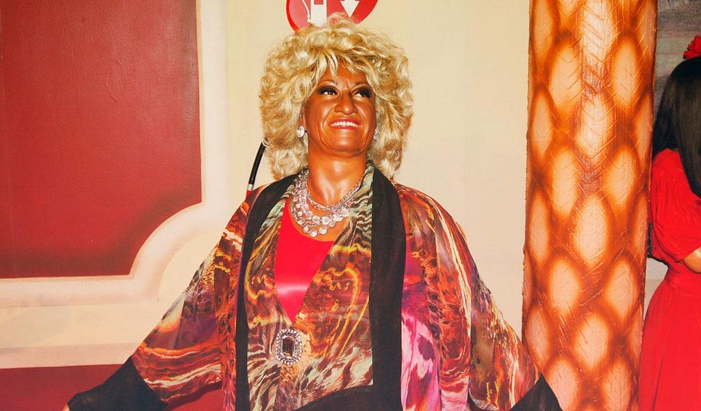 Celia Cruz, la reina de la salsa
