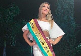 María Fernanda Aristizábal se coronó como la nueva Señorita Colombia