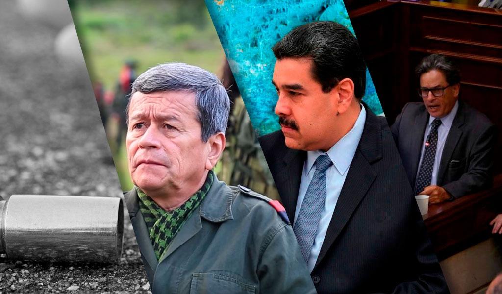 ¿Por qué son noticia el ELN y el ministro Carrasquilla?
