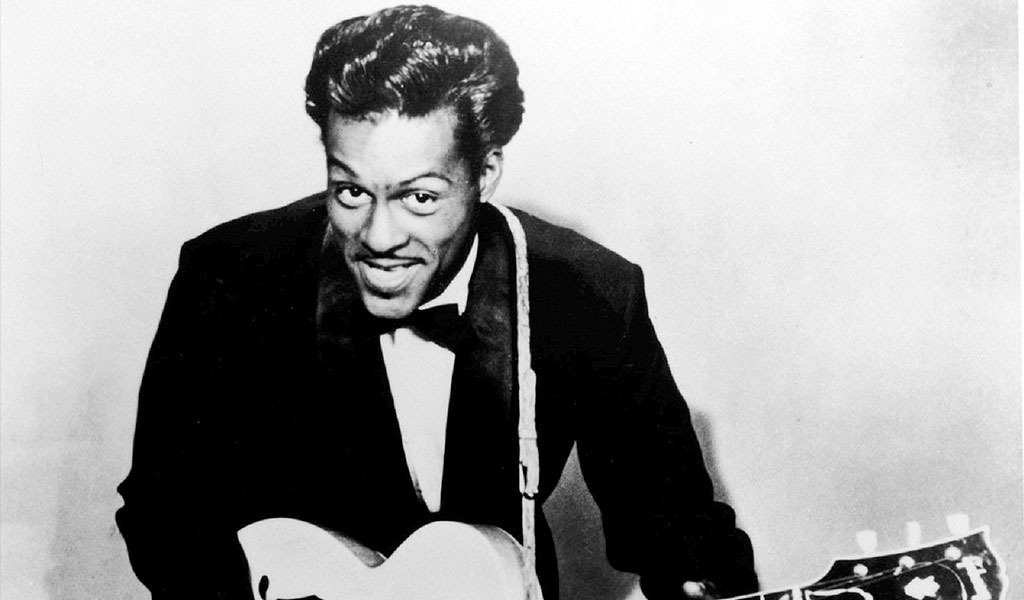 Chuck Berry, el pionero del rock