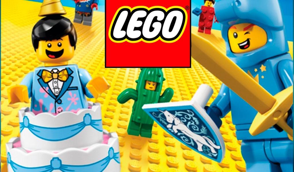 Colombia vivirá el Lego Fun Fest