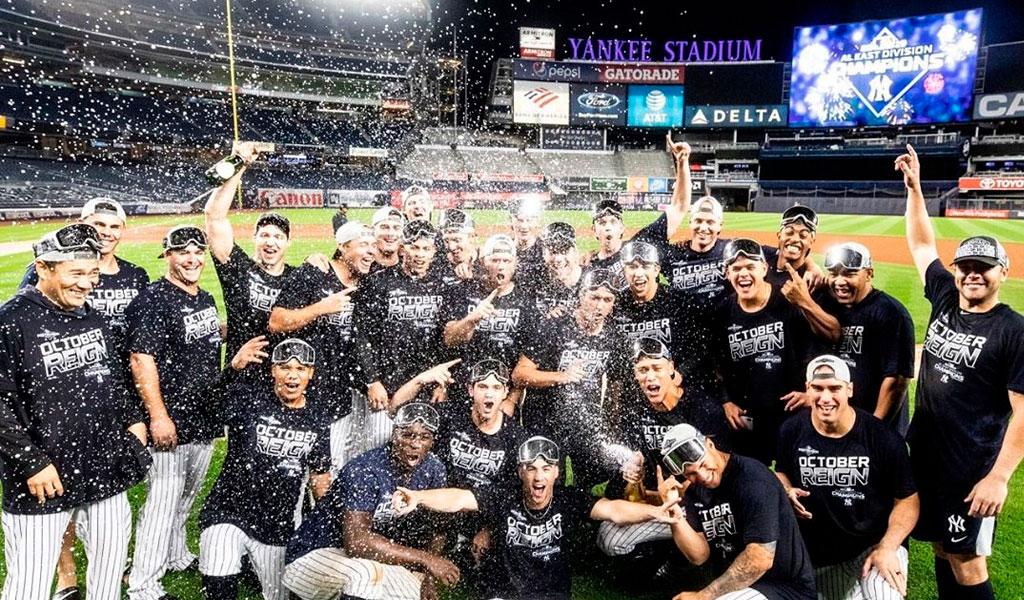 Los Yankees más cerca a la serie mundial de béisbol