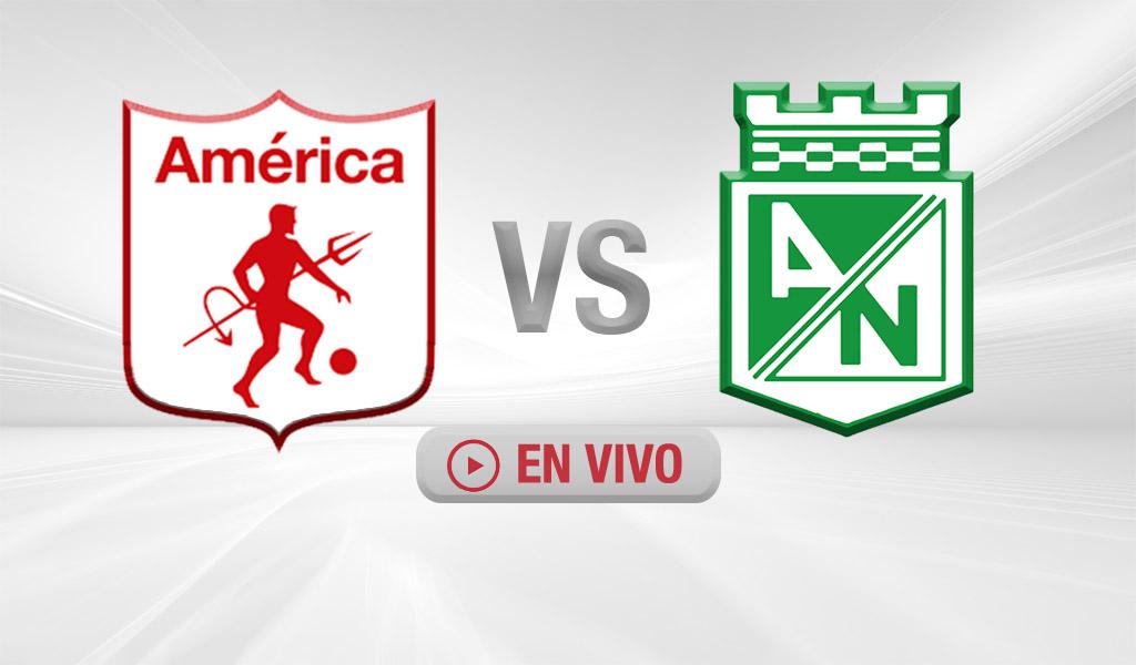 América de Cali vs Atlético Nacional