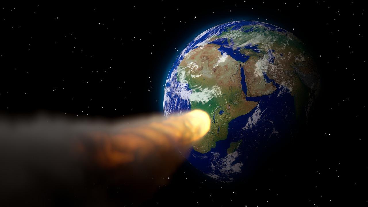 Lo que dijo la NASA sobre el asteroide que impactaría la Tierra