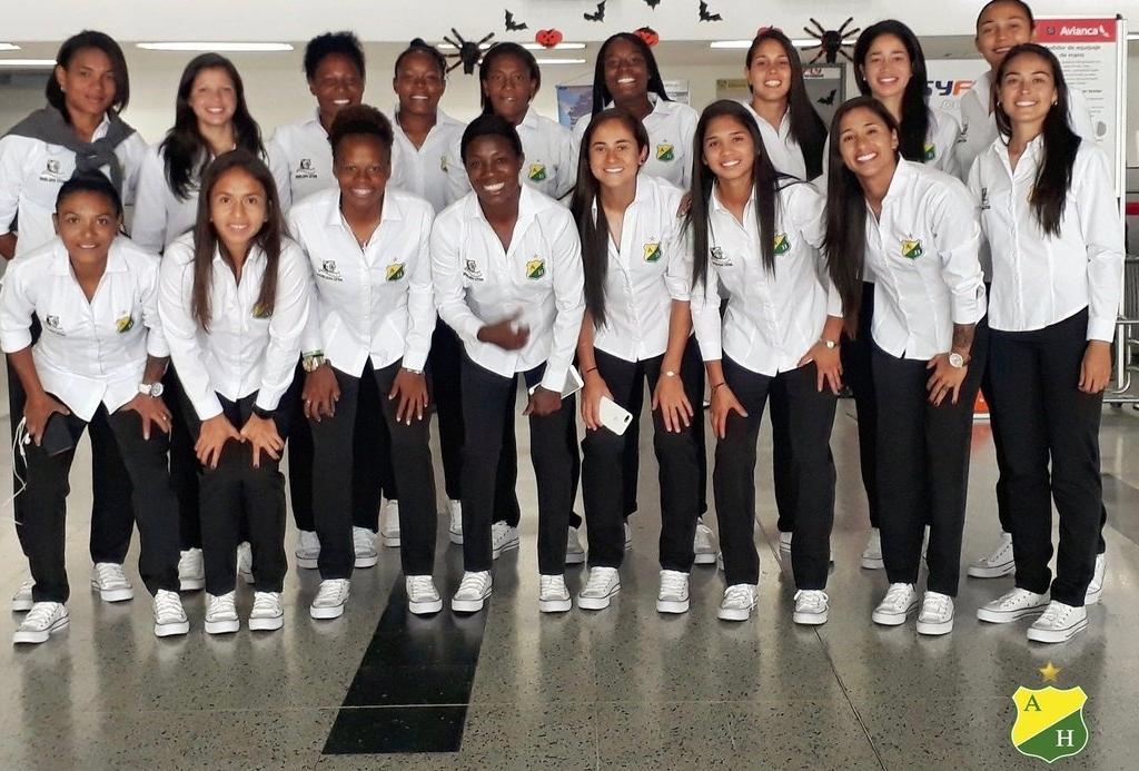 Equipos colombianos en la Copa Libertadores Femenina