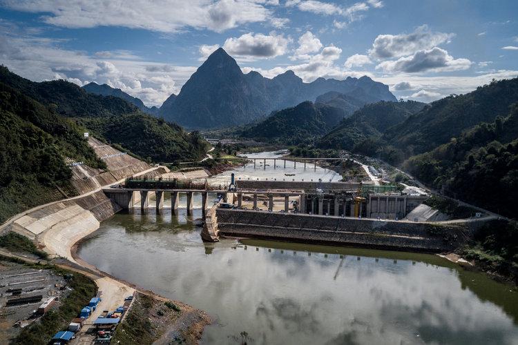 Una represa china amenaza el sustento de una aldea