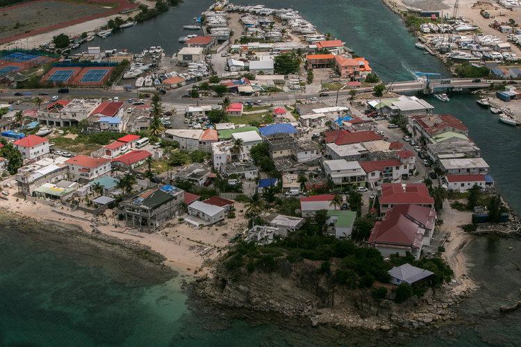 Después de la tormenta, continúa reconstrucción de San Martín