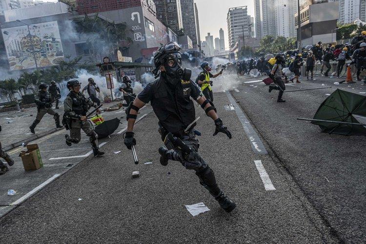 Estallan protestas sociales por todo el mundo